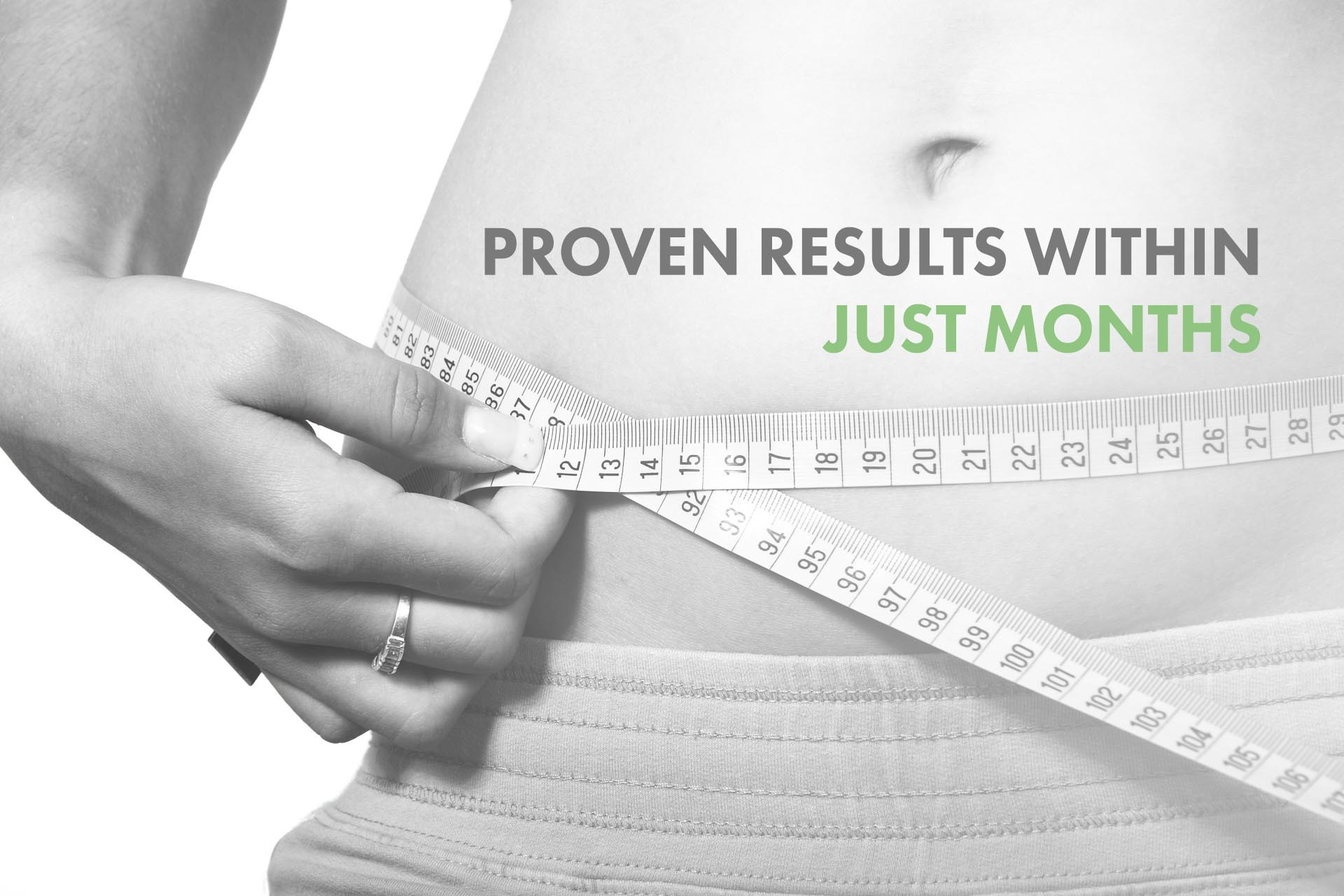 Proven Weight Loss Results In Just Months